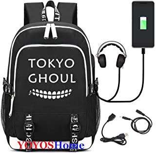 Best tokyo ghoul backpack Reviews