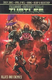 Teenage Mutant Ninja Turtles: Allies and Enemies #1 VF/NM ; IDW comic book