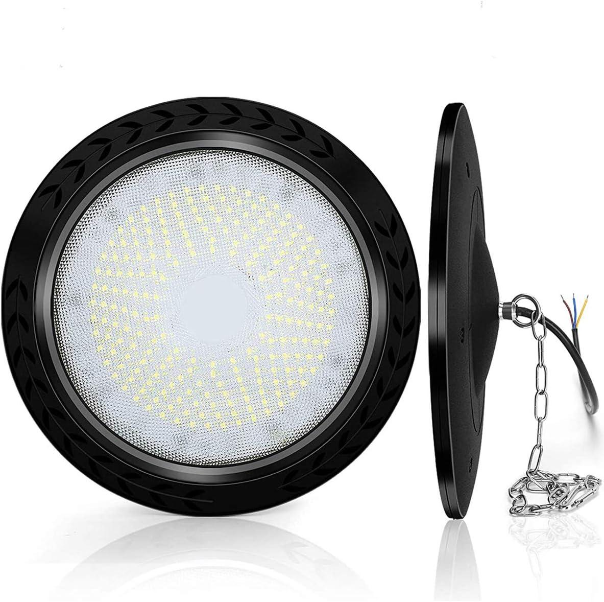 Low price LED 4 years warranty High Bay Light 100W 10000LM Shop Li Led Garage UFO