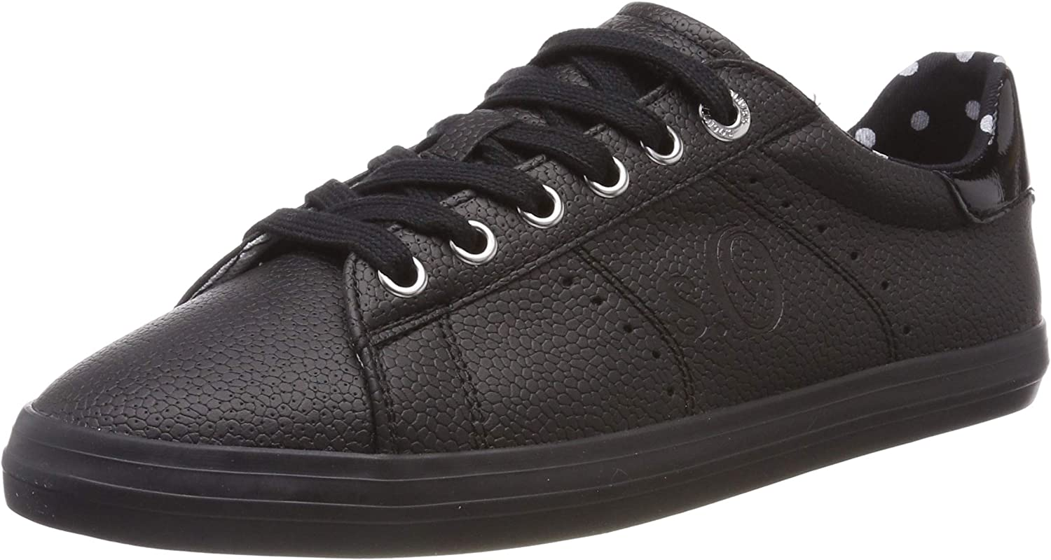 S.Oliver Women's 5-5-23638-22 001 Low-Top Sneakers