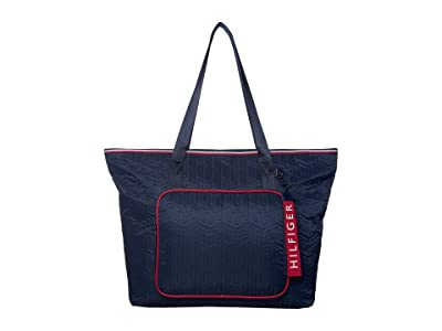Tommy Hilfiger Taylor Tote (Tommy Navy) Bags