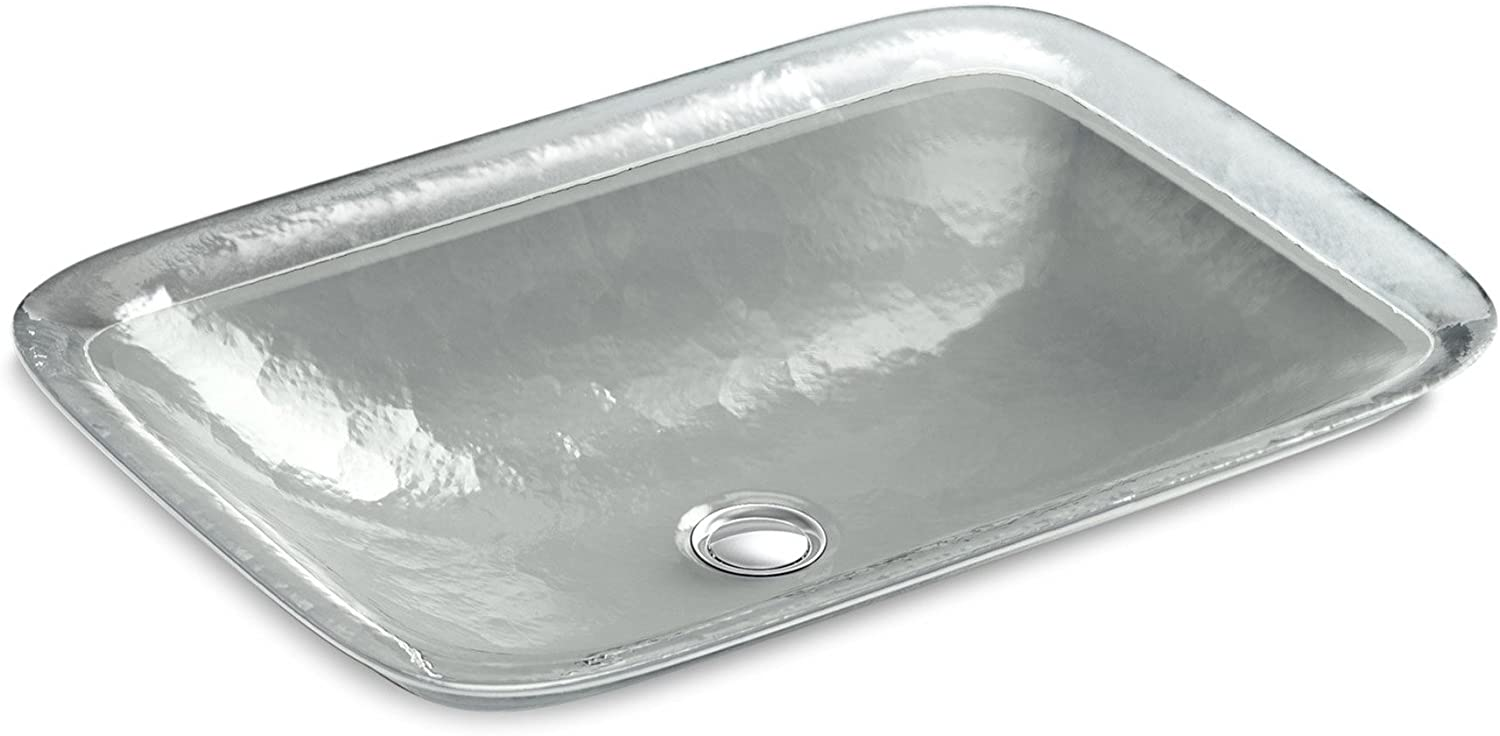 Award KOHLER 2773-G8-B11 Opaque Stone Inia R Glass Drop-in Pool Wading Popular products