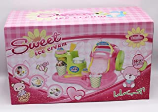 Basmah Sweet Ice Cream Maker set of 5 Pieces , 32-1066834