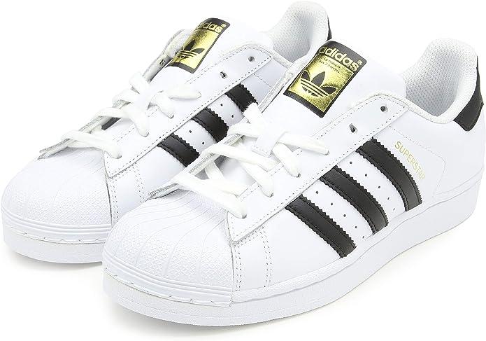 Amazon.com | adidas Superstar J Boys Fashion-Sneakers B42369_6.5 ...