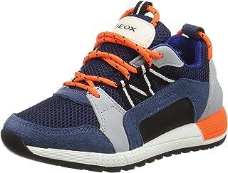 Geox J ALBEN BOY E jongens sneaker