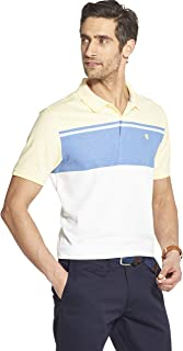 Men's Advantage Performance Short Sleeve Colorblock Polo