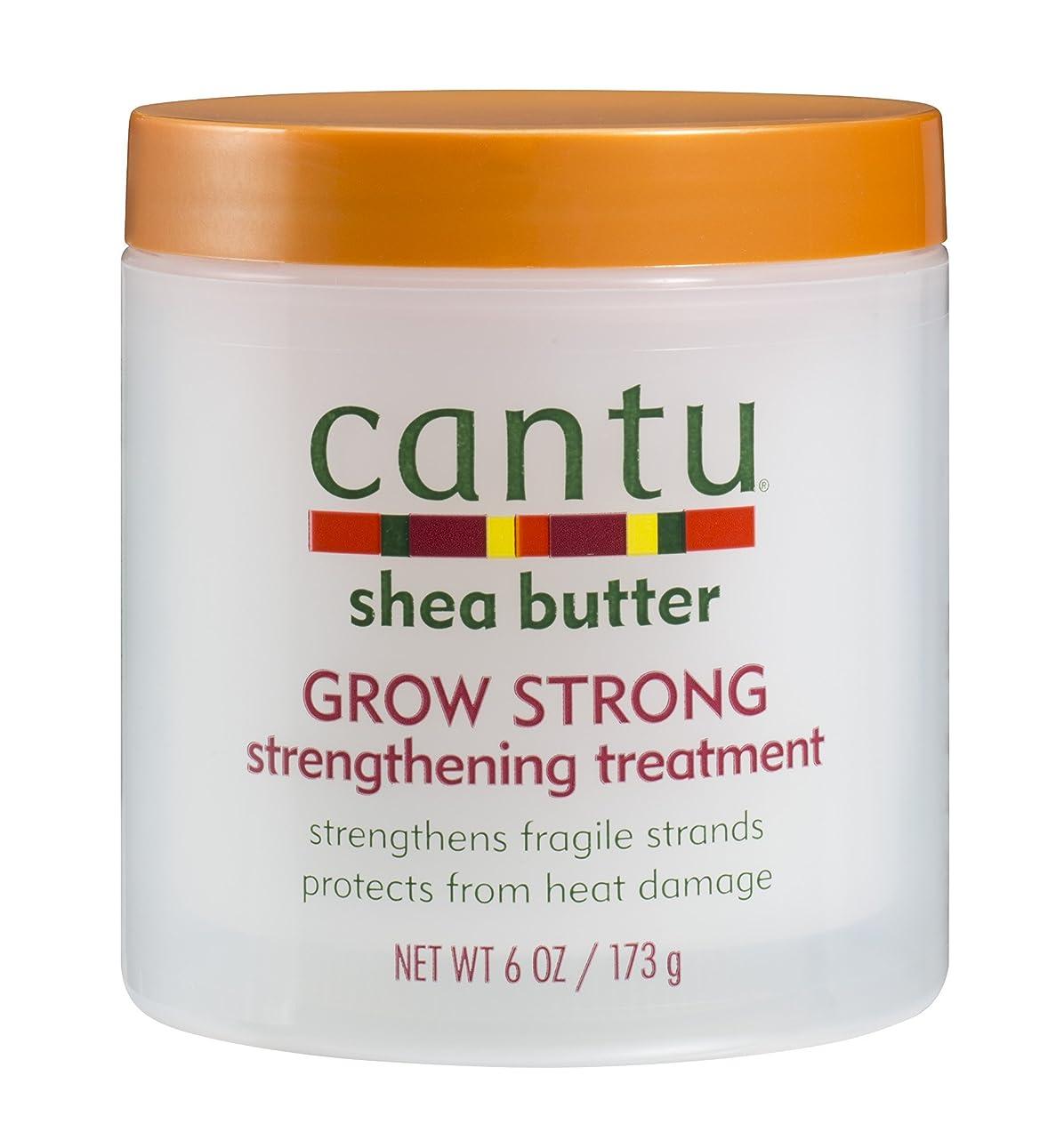 採用するペデスタル耐えられるCantu 6オンス、強力な強化処理を育てます