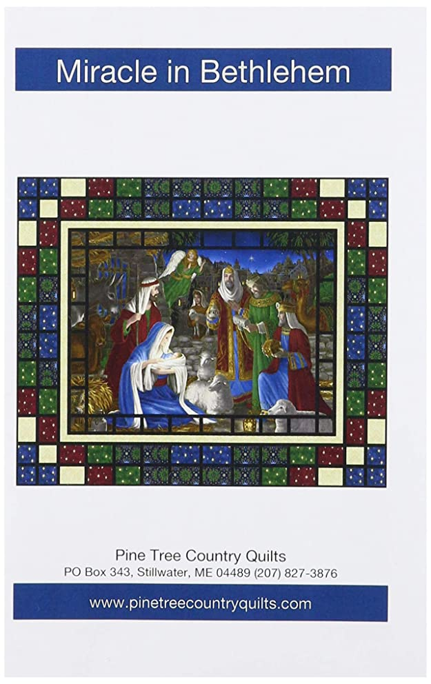 Pine Tree Country Quilts PT1649 Pattern, None