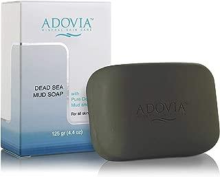 Adovia Dead Sea Mud Soap (4.4OZ)