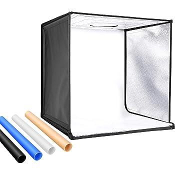 Woopower Mini Fotostudio Lichtbox Tragbar Faltbar Kamera