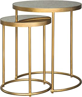 Signature Design by Ashley Accent Table (Set of 2), Nesting