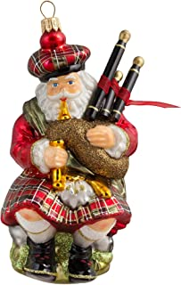 Best hallmark scottish santa Reviews