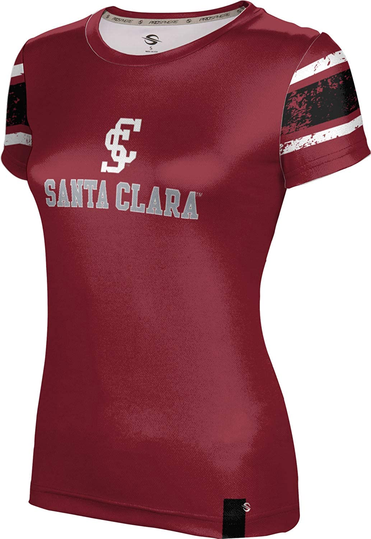 ProSphere Santa Clara University Girls' Performance T-Shirt (End Zone)