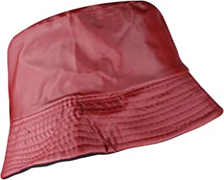 Amazon.com  Reds - Rain Hats   Hats   Caps  Clothing 33c4f7b50e42