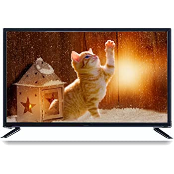 Kafuty Televisor Ultra-Delgado Pantalla Grande Televisor LCD HD 4K ...