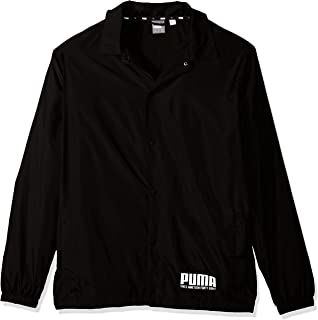 PUMA Men's Rebel Bold Coach Jacket