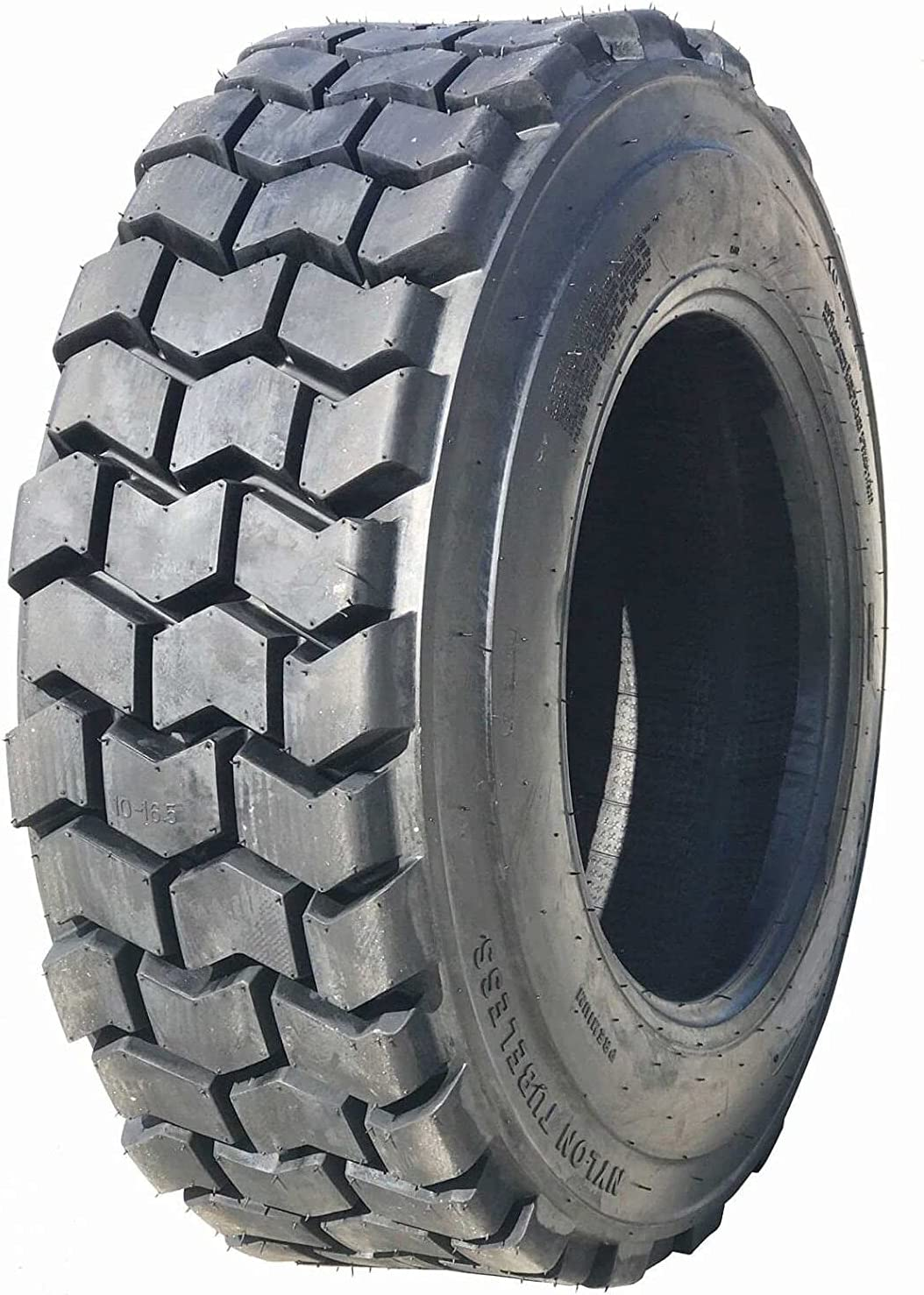 HORSESHOE 12x16.5 16 PLY Max 89% OFF Skid Steer Tire Department store Rim-G Loader w Tubeless