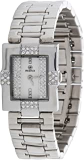 Phoenix Wrist Watch For Women Analog Stainless Steel, P11229L
