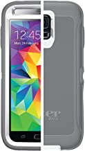 Otterbox Defender Case for Samsung Galaxy S5, Bulk Packaging - White/Gunmetal Grey (Case Only)