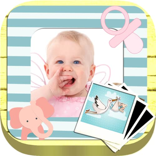 Fotorahmen für Babys und Kinder für Fotoalbum