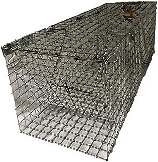 Cage piège ragondins, Chats... Fabrication Française