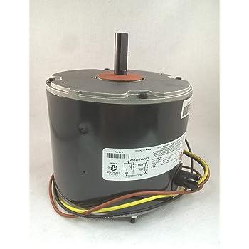 [DIAGRAM_38IU]  Trane Condenser Fan Motor 1/5 HP MOT3420 MOT03420 - - Amazon.com | Outside Ac Fan Motor Wiring N859bs |  | Amazon.com