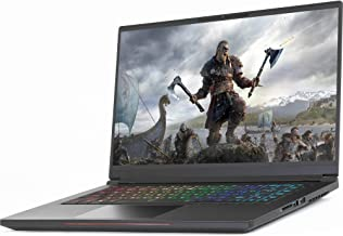 "Intel Whitebook Gaming Laptop, 15.6"" FHD Display, Intel Core i7-9750H Upto 4.5GHz, 32GB RAM, 1TB NVMe SSD, NVIDIA GeForce ..."