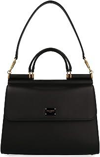 Luxury Fashion | Dolce E Gabbana Womens BB6621AV38580999 Black Handbag | Fall Winter 19