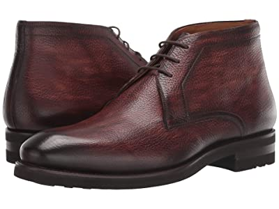 Magnanni Malone (Mid Brown) Men