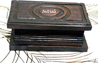 Caja de libros personalizada, Amantes de libros antiguos, Caja de libros antiguos, Nombres personalizados, Caja de regalo ...