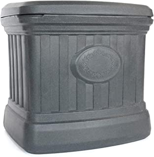 Sand/Salt/Ice Melt/De-icer Outdoor Storage Bin
