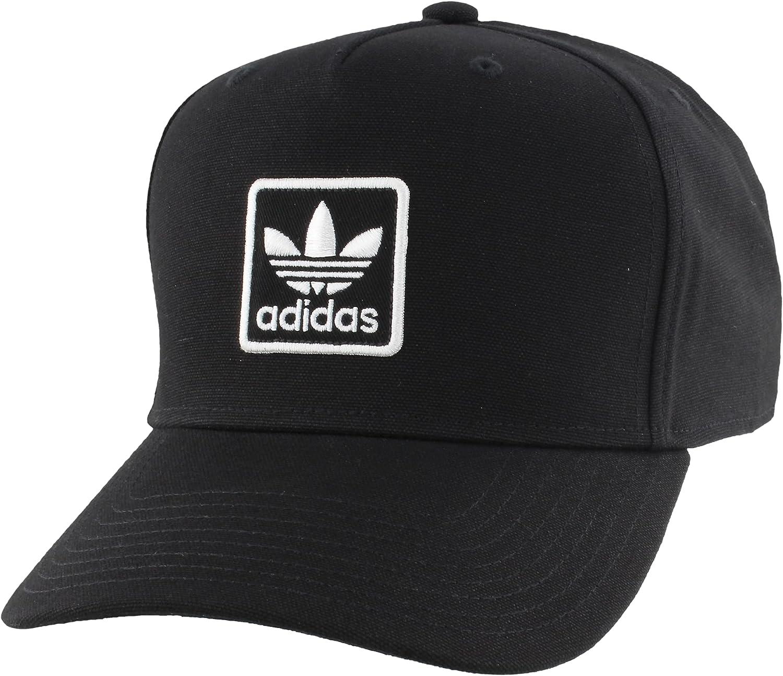 adidas Originals Men's Dart Trefoil Patch Snapback Cap