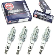 4 pcs NGK Iridium IX Spark Plugs for 1994-2005 Mazda Miata 1.8L L4 - Engine Kit Set Tune Up