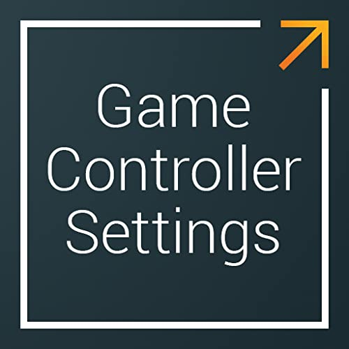 Game Controller Settings - Loader shortcut for Fire TV