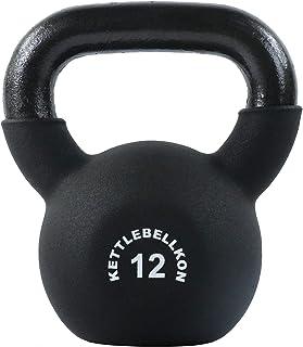 KETTLEBELLKON(ケトルベル魂)ネオプレーンケトルベル 4kg 6kg 8kg 10kg 12kg 14kg16kg 20kg 24kg 28kg 32kg【ソフトな素材で、ご家庭での利用に最適】
