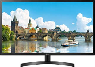 LG 32MN500M-B 32 Inch FHD IPS Monitor, NTSC 72 Percent, 5ms (GTG), 75Hz, HDMI, FreeSync, Black Stabilier, VESA (100mm x 10...