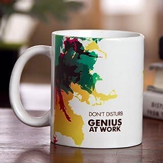 Hot Muggs DND Genius at Work Ceramic Mug 315ml, 1 Pc