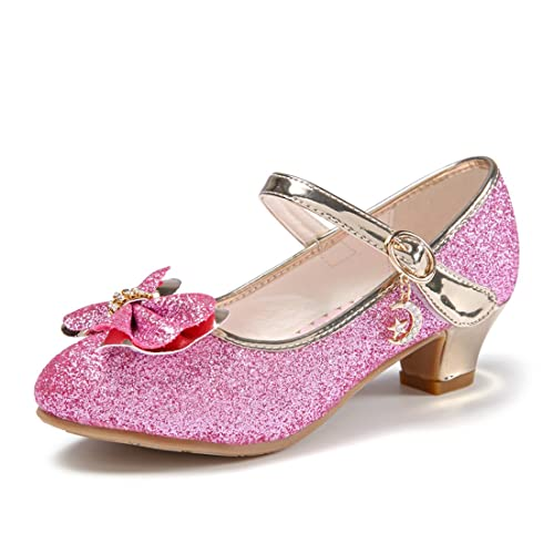 1f9d9657d3c8a Glitter Shoes for Girls: Amazon.co.uk