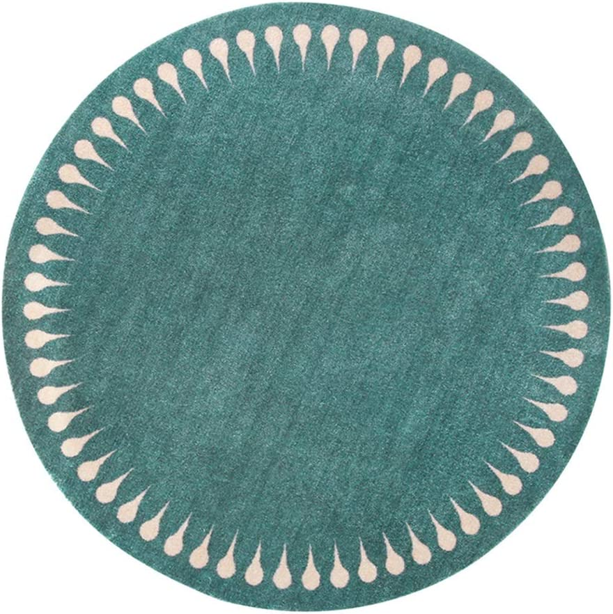 JIAYING Area Translated Rugs Modern Round Soft Non-Slip Rug Attention brand Super