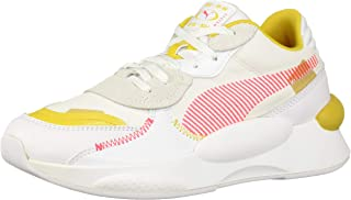 PUMA Women's RS 9.8 Shoe, Puma White, 6.5 M US