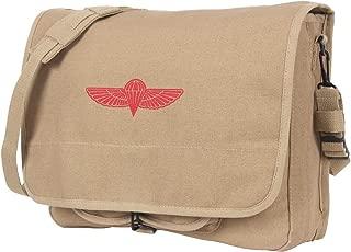 Rothco Canvas Israeli Paratrooper Bag