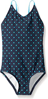 Kanu Surf Girls' Chloe Beach Sport 1-Piece Swimsuit