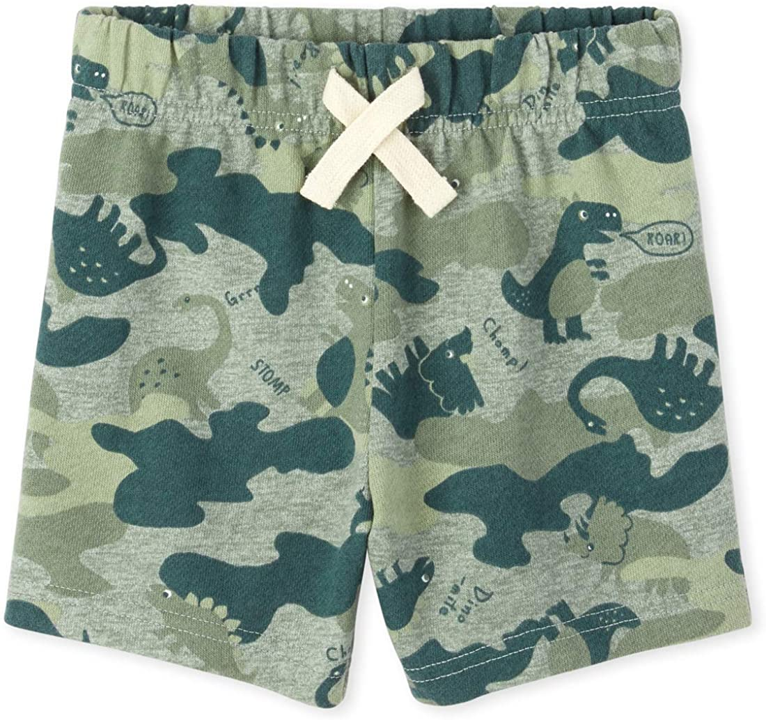 The Children's Place Boys' Printed Knit Shorts