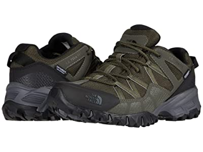 The North Face Ultra 111 Waterproof (New Taupe Green/TNF Black) Men
