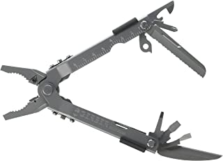 Gerber 07505G Multi-Plier MP600 Bluntnose with Tungsten Carbide Inserts and Leather Sheath
