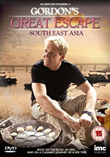 Gordon Ramsay's Great Escape - South East Asia