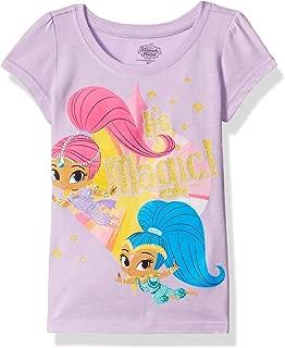 Shimmer and Shine Girls' Short Sleeve T-Shirt