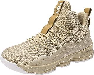 e1545620 SINOES Hombre Mujer Zapatillas de Baloncesto Calzado Deportivo Al Aire Libre  High-Top Sneaker Antideslizante