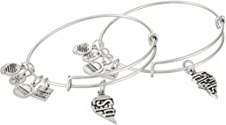 Charity By Design, Best Friends Set of 2 Bracelet