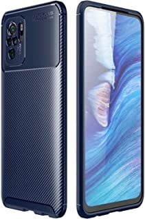 RanTuo Case for Realme V13 5G, Anti-Scratch, Soft Silicone, Shockproof, Cover for Realme V13 5G.(Blue)